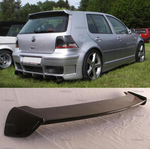 vw golf 4 iv dachspoiler spoiler tuning line preiswert. Black Bedroom Furniture Sets. Home Design Ideas